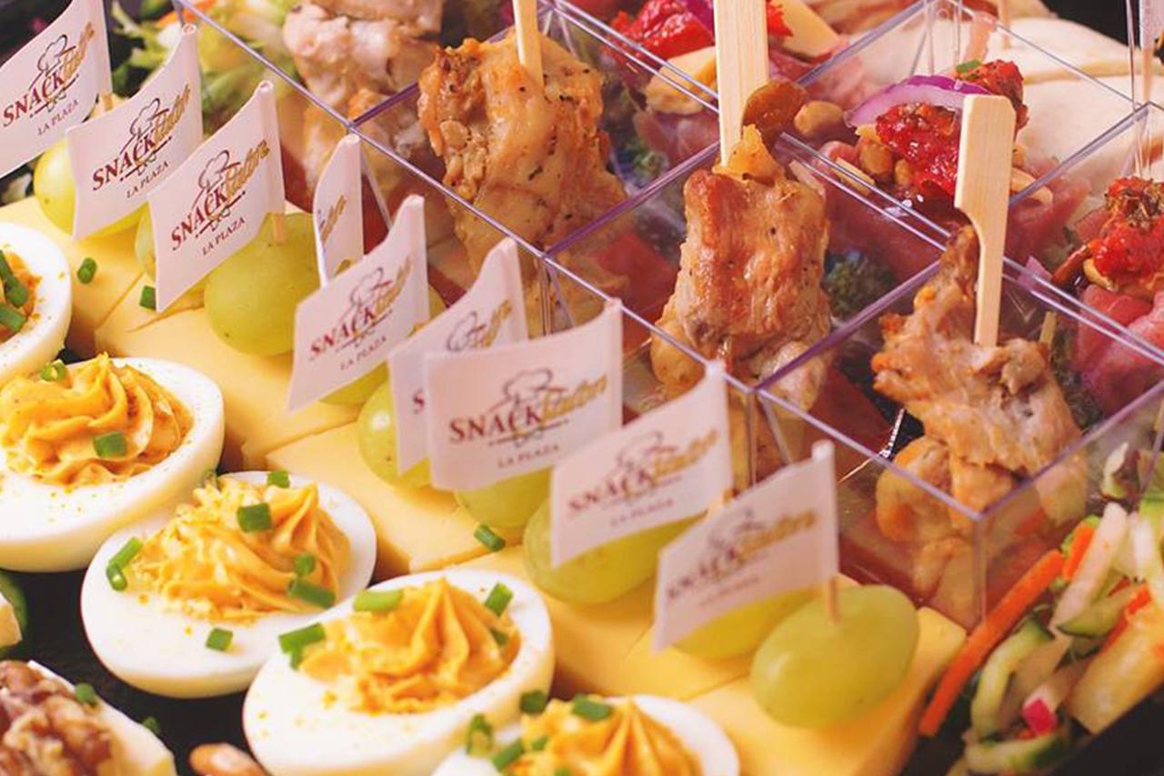 Favoriete Catering - Snacksalon La Plaza @TI54